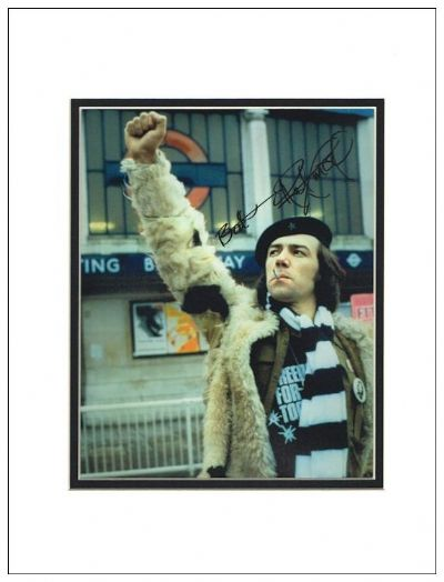 Robert Lindsay Autograph Signed Photo - Citizen Smith